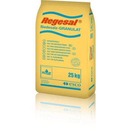 Druska vandens minkštinimo filtrui REGESAL