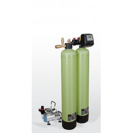 Vandens nugeležinimo filtras ROOS/AGO-EI08