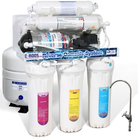Geriamo vandens filtras RO-75 FLASH 6