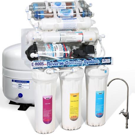 Geriamo vandens filtras RO-75 FLSH 8 GOLD