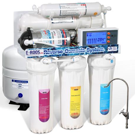 Geriamo vandens filtras RO-75 LCD 5