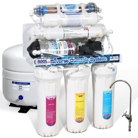 Geriamo vandens filtras RO-75 LCD-7