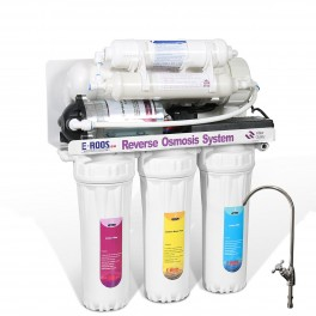 Geriamo vandens filtras RO-400-6 tiesioginio srauto