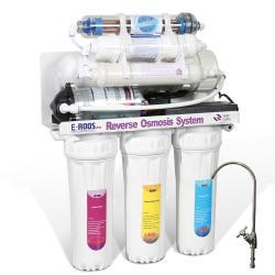 Geriamo vandens filtras RO-400-7 tiesioginio srauto